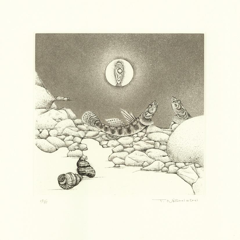 琵琶湖の仲間たち