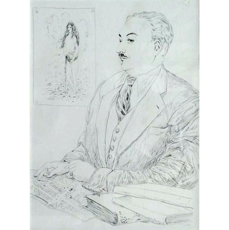 (魅せられし河)ヴィルフォス氏の肖像