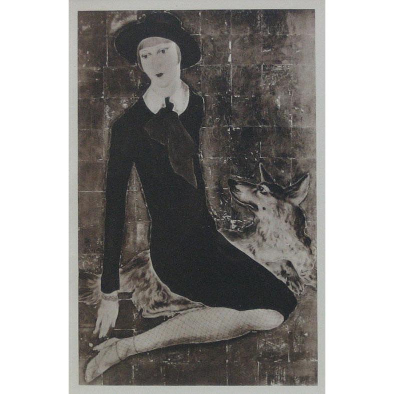 (作品集)女性と犬:スージーの肖像
