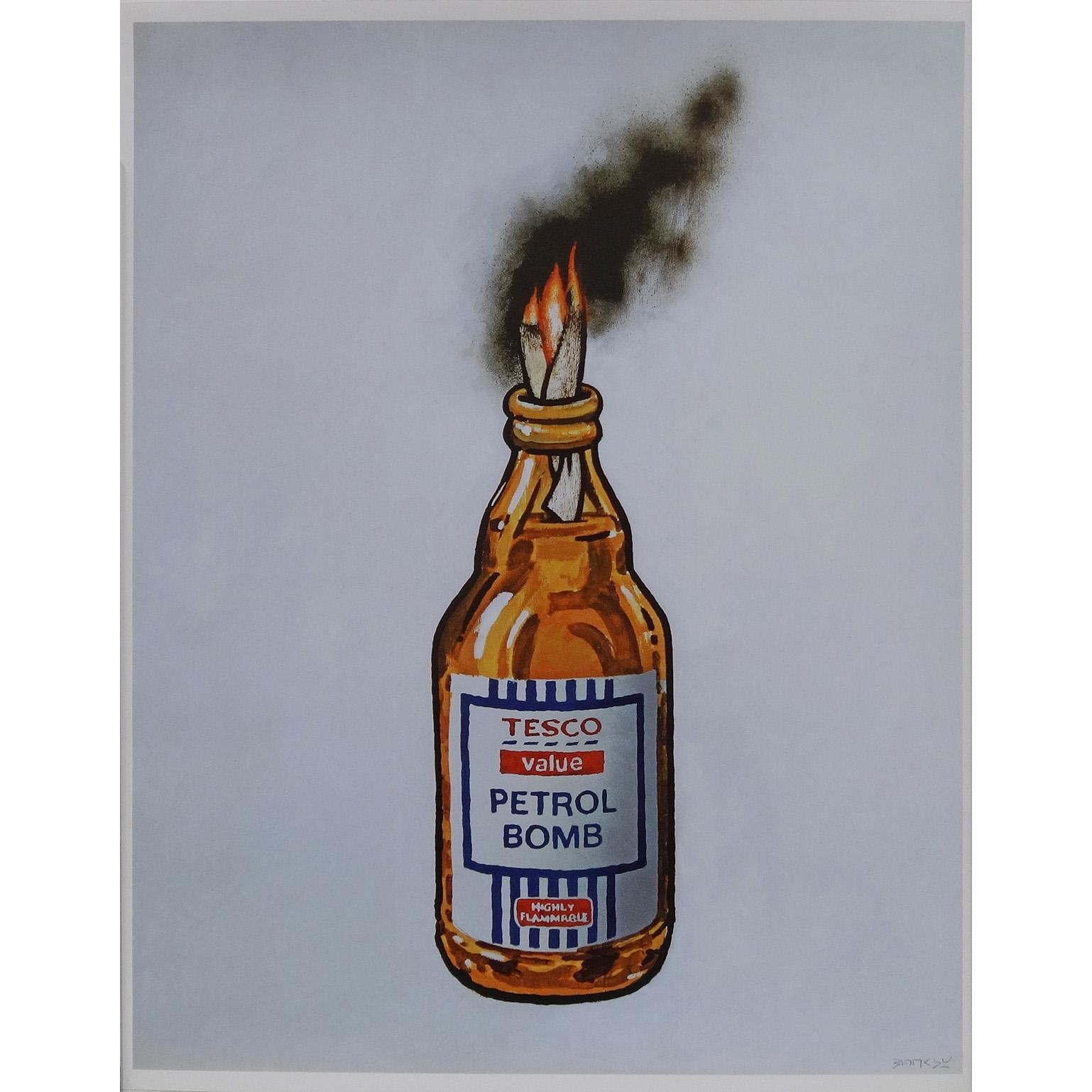 石油爆弾/TESCO PETROL BOMB
