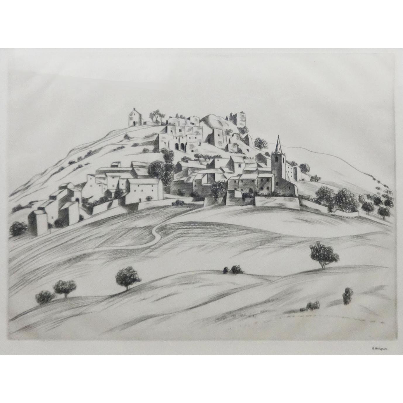 サン・メームの村