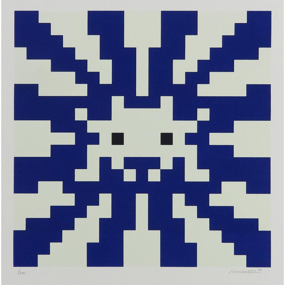 サンセット・ブルー&ホワイト
