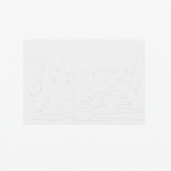 (百二十の見えない都市)地中都市Ⅱ