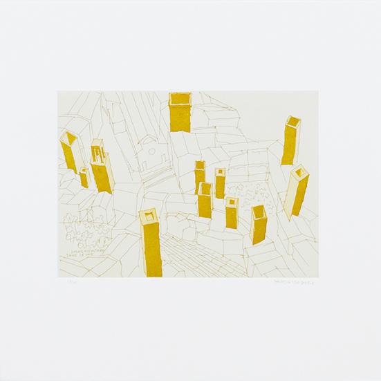 (百二十の見えない都市)垂直都市I