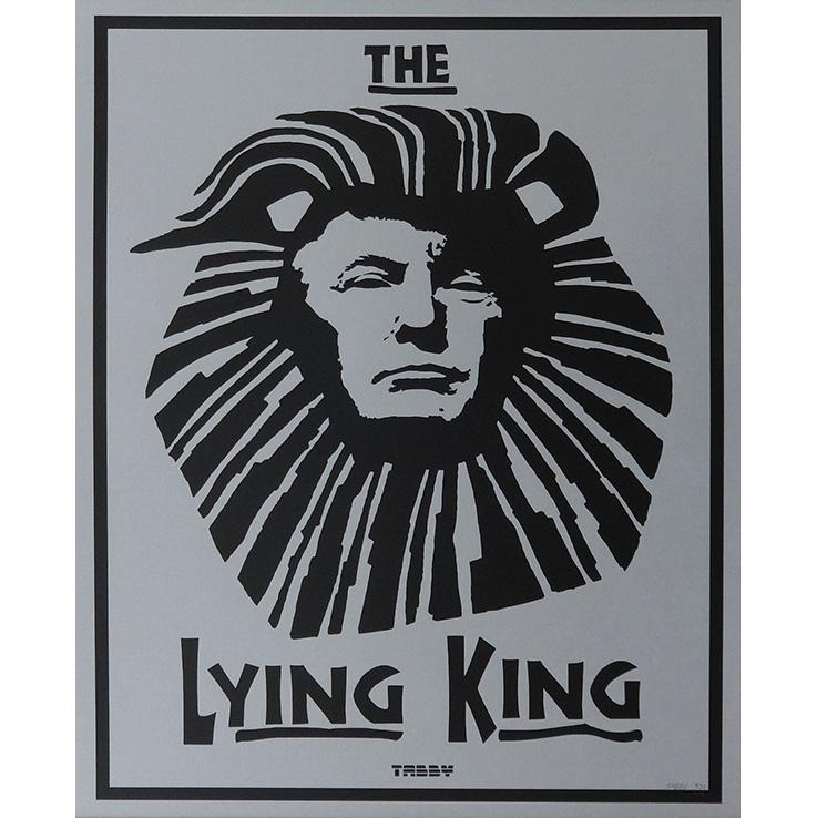 LYING KING SILVER EDITION