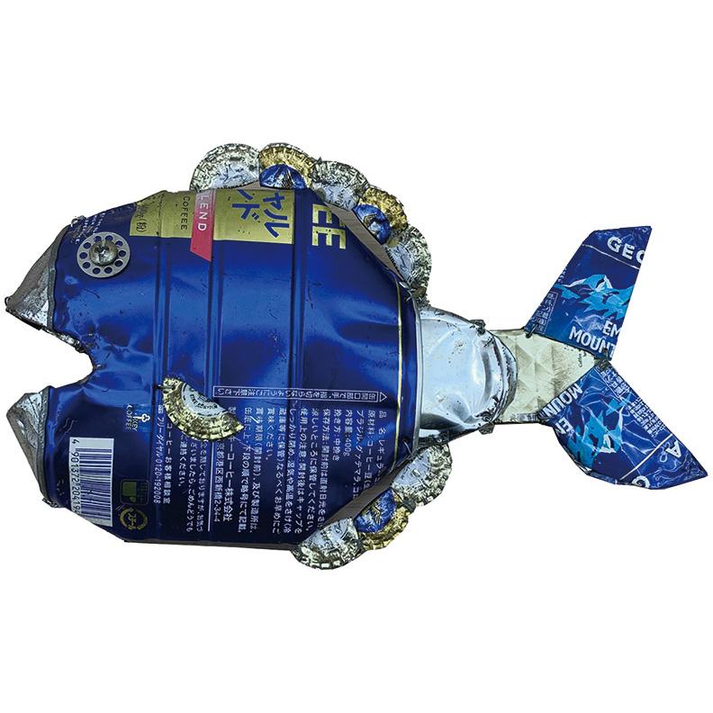 【立体】 魚(小)S1 (富田菜摘)