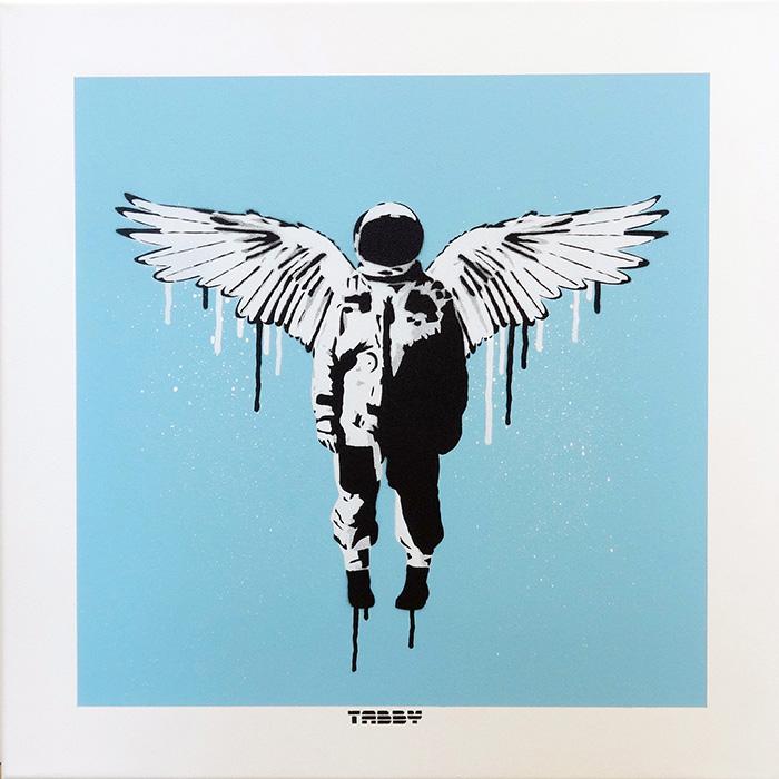 天使の航空術(青)