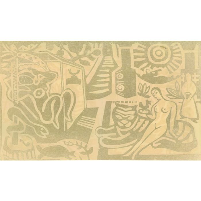 ≪FOU≫虎と裸婦たち