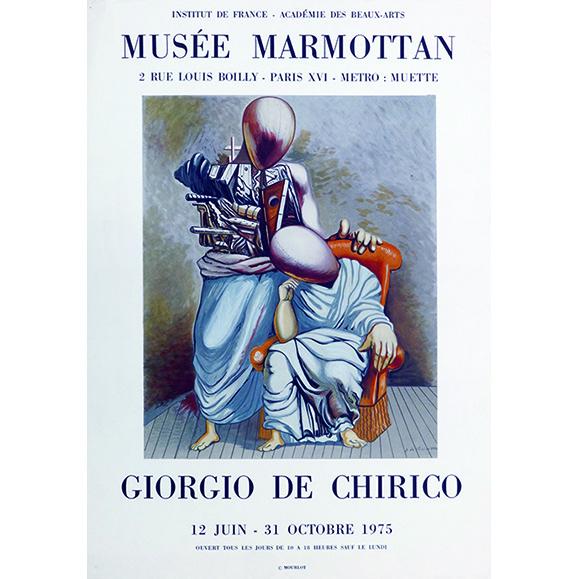 マルモッタン美術館ポスター