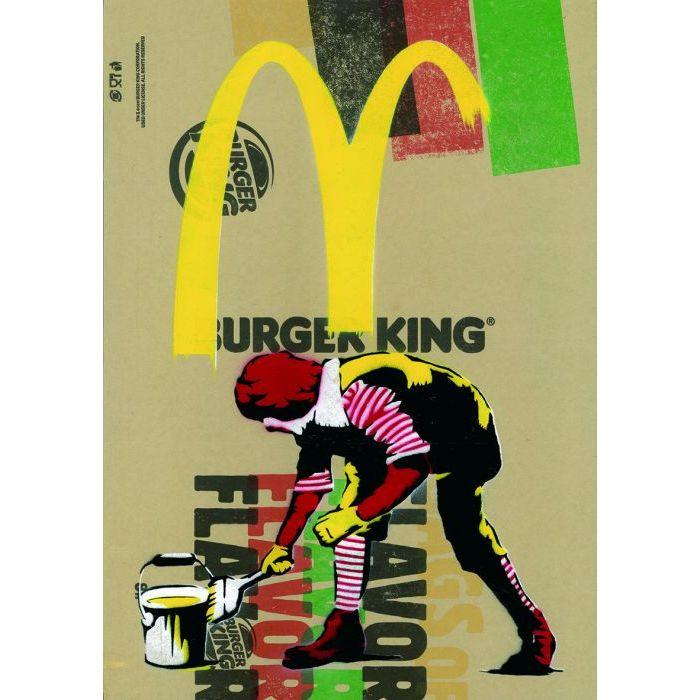 VS BURGER KING Ⅱ