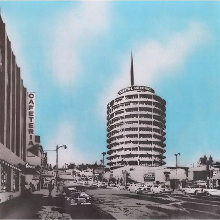 キャピトルレコード・タワー