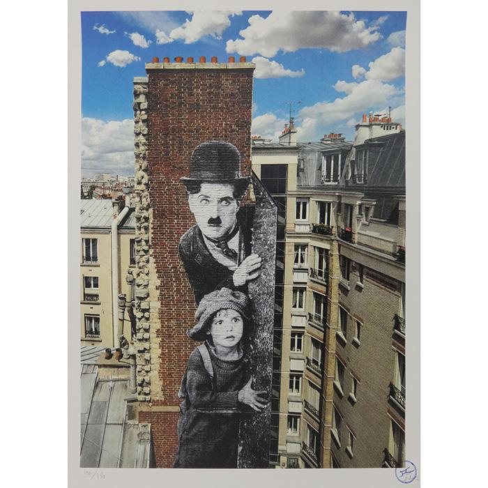 チャップリン <キッド>/ パリ  2021
